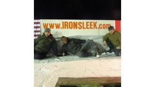 Iron Sleek Team on Ice