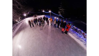 Family Night On the Rink