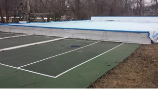 Hard Court Rink Sleeper Extension