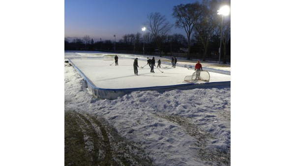 48' X 80' Hockey Rink Kit