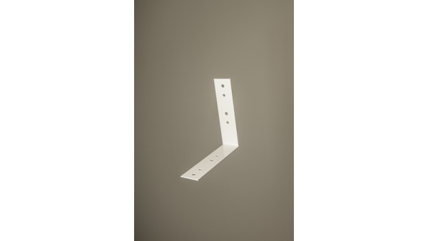 Iron Sleek Corner Brackets 4 Pk.