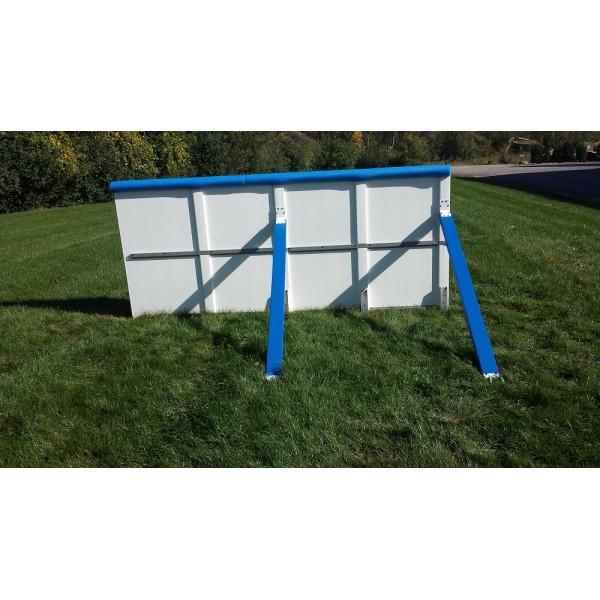 Poly-Steel Backyard Ice Rink Board.