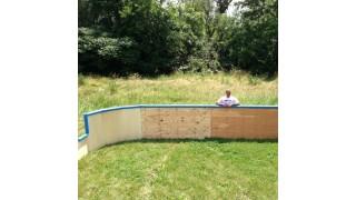 Rink Round Segment Framed