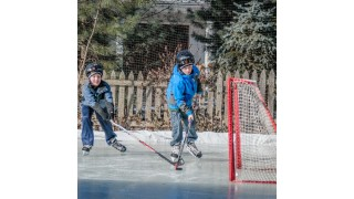 2 Brothers in the Picket Fence Hockey League
