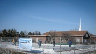 Church Rink called Corner Ice