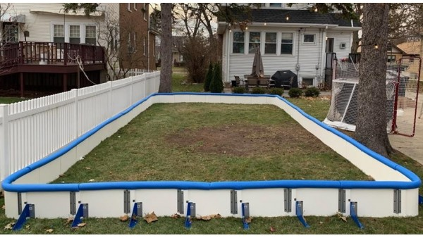 Small Drop in Rink - 16' x 32'