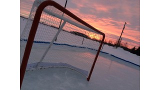 My Rink, My Goal, My Passion---Hockey Heaven!