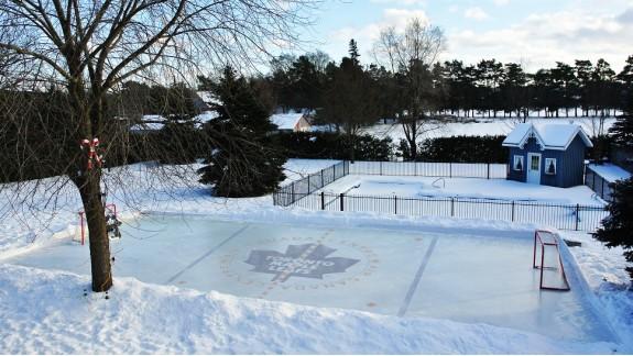 ice rinks backyard ice rinks outdoor hockey rinks portable